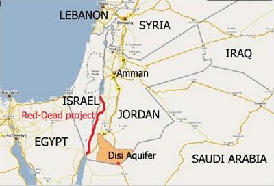 israel carte du pays
