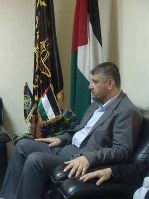 Palestine Abu 'Imad Rifa'î : « l'ouverture de tous les fronts avec l'ennemi est un devoir de la nation »