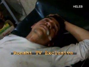 Une victime de l'attaque de Khan al-Assal