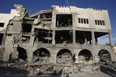 Les dégâts liés à l'agression israélienne d'une violence jamais vue, ont renforcé une situation humanitaire intolérable dans la bande de Gaza.
