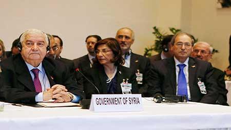 Syrie: une initiative russo-égyptienne en gestation.
