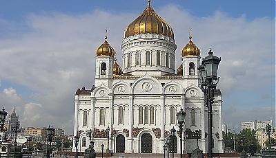 Beaucoup d'église orthodoxe russe est