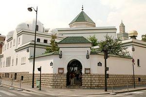 La communauté musulmane en France et le problème de sa  « conscience historique » (1/2) dans islam(46) mosquee_de_paris