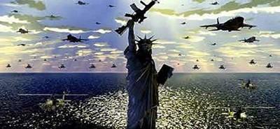 Gestion américaine de la menace que constituent les groupes terroristes pour l'Occident