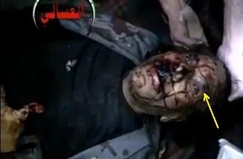Le cadavre de l'acteur syrien Yaçine Bakkouche